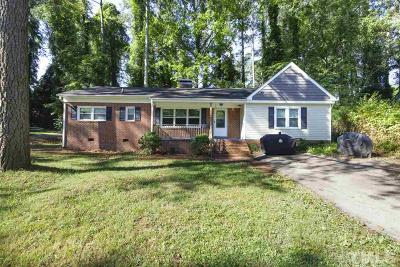 Lee County Single Family Home For Sale: 709 N Gulf Street