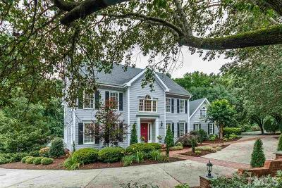 Chapel Hill Single Family Home For Sale: 708 Pinehurst Drive