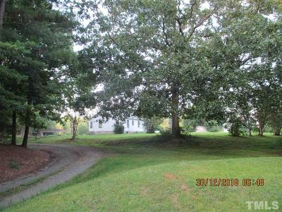 Granville County Residential Lots & Land For Sale: 3178 Range Road