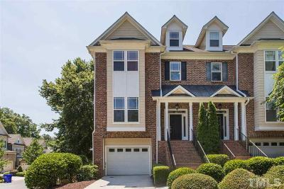 Carrboro Townhouse Pending: 114 Primrose Lane
