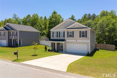 Harnett County Single Family Home For Sale: 326 Botanical Court