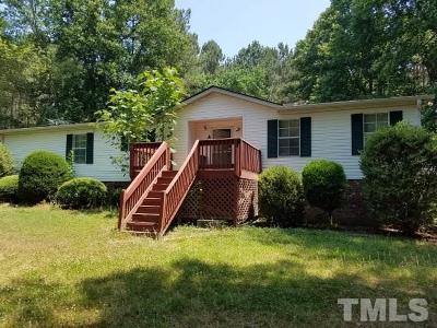 Johnston County Single Family Home For Sale: 129 Blue Slate Lane