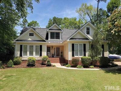 Garner Single Family Home For Sale: 630 Kimloch Drive