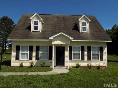 Louisburg Rental For Rent: 55 Rainwood Court