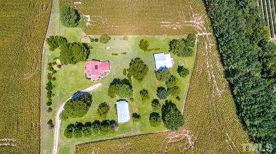 Johnston County Single Family Home For Sale: 3647 Us 70a Highway