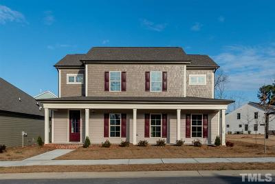 Fuquay Varina Single Family Home For Sale: 1391 Patriot Points Way #HOME SIT