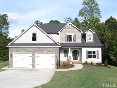 Johnston County Single Family Home For Sale: 188 Northcliff Court