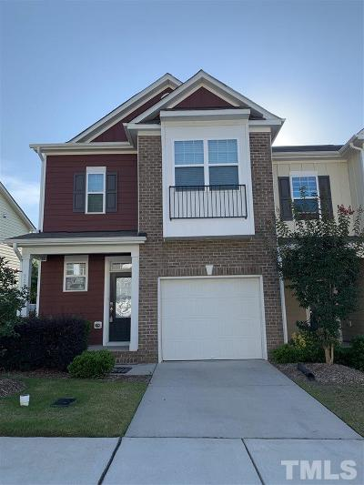 Apex Rental For Rent: 725 Treviso Lane