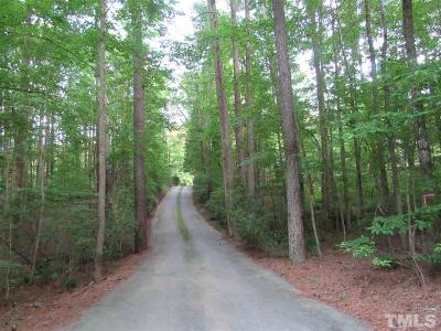 Raleigh Residential Lots & Land For Sale: 5640 Blackhawk Road
