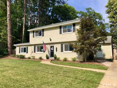 Raleigh Rental For Rent: 4704 Yadkin Drive