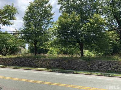 Carrboro Residential Lots & Land For Sale: 205 Jones Ferry Road