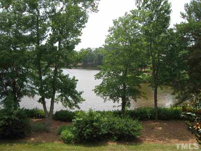 Raleigh Rental For Rent: 8821 Allyns Landing Way #103