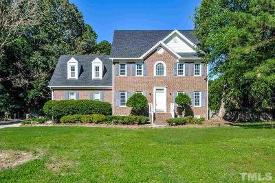 Knightdale Single Family Home For Sale: 5116 Woodfield Lane