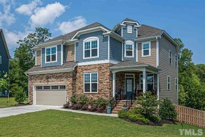 Rolesville Single Family Home Contingent: 500 Frontera Court