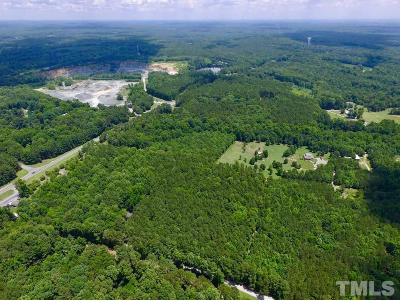 Chapel Hill Residential Lots & Land For Sale: Old Pineview Road