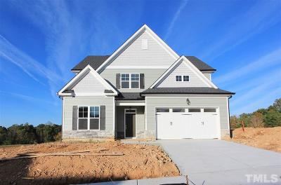 Wake Forest Single Family Home For Sale: 356 Rocky Crest Lane