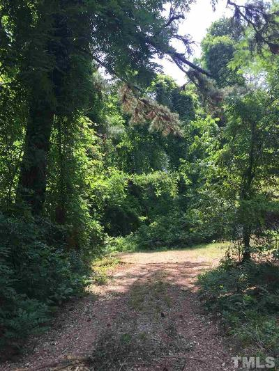Wake County Residential Lots & Land For Sale: 2608 E Garner Road
