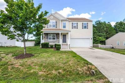 Johnston County Rental For Rent: 144 Chadford Place