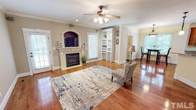 Johnston County Single Family Home For Sale: 93 Benning Circle