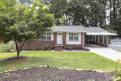 Garner NC Single Family Home Contingent: $199,000