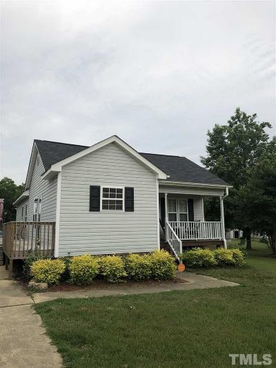 Single Family Home Contingent: 15 Birchfield Court