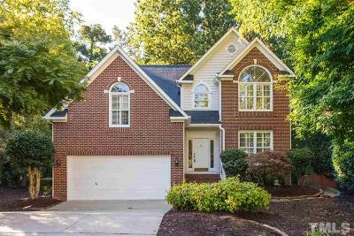 Wake County Single Family Home For Sale: 8108 Knebworth Court