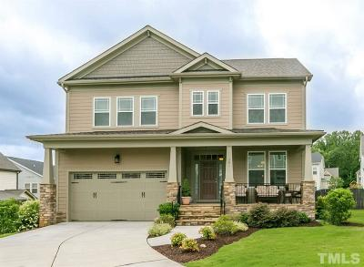Wake Forest Single Family Home Contingent: 301 Orange Blossom Court