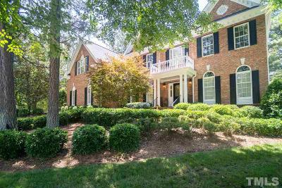 Cary Single Family Home Contingent: 297 Hogans Valley Way