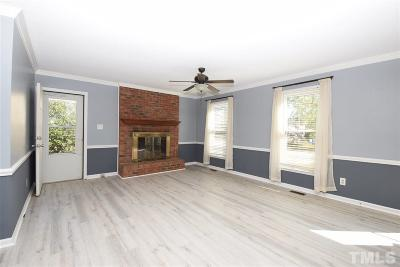 Johnston County Single Family Home For Sale: 408 Cardinal Drive