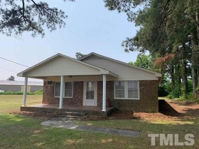 Sampson County Single Family Home For Sale: 6673 Plainview Highway