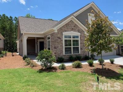 Cary Single Family Home For Sale: 1309 Betasso Drive #95