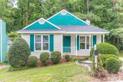 Raleigh Single Family Home For Sale: 4412 Timberhurst Drive