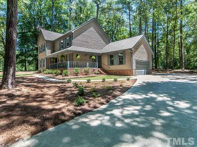 Garner Single Family Home For Sale: 2904 Dunhaven Drive