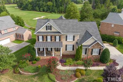 Wake County, Durham County, Chatham County, Orange County Single Family Home For Sale: 10560 Clubmont Lane