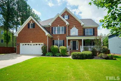 Wake Forest Single Family Home For Sale: 5952 Jones Farm Road