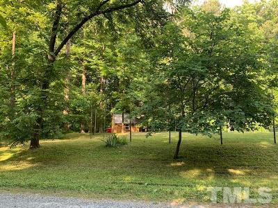 Chatham County Residential Lots & Land For Sale: 460 Rosswood Road