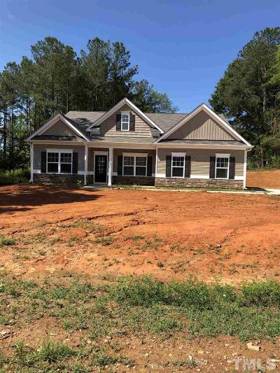 Sanford NC Single Family Home For Sale: $292,945