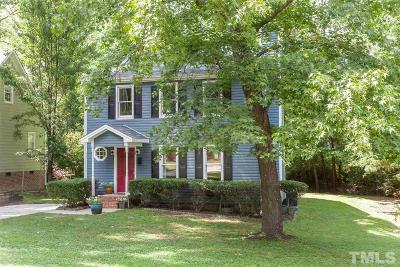 Durham Single Family Home For Sale: 515 E Hammond Street