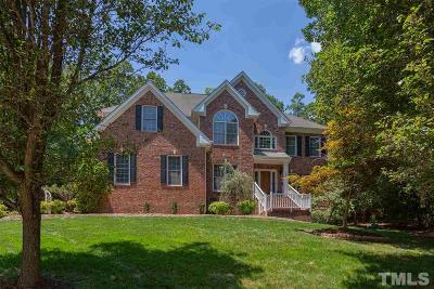 Chapel Hill Single Family Home For Sale: 205 Wyndham Drive