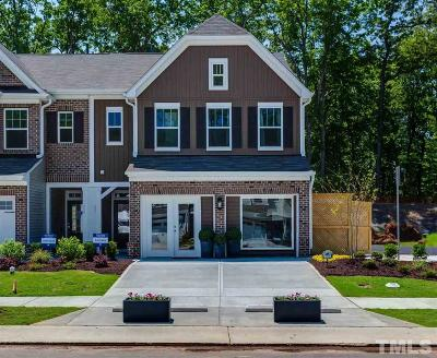 Hillsborough Townhouse Pending: 138 Walking Path Place #WST 78 A