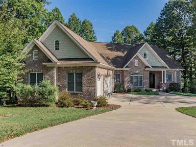 Pittsboro Single Family Home For Sale: 141 High Ridge Lane