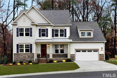 Wake County Single Family Home For Sale: 2708 Flume Gate Court