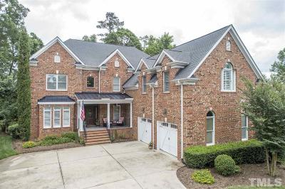 Chapel Hill Single Family Home For Sale: 15 Brown Bear