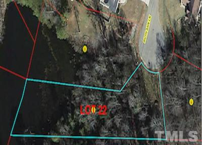 Lee County Residential Lots & Land For Sale: 0 LOT 22 Ruth Ann Lane