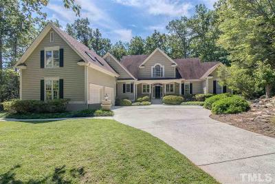 Chapel Hill Single Family Home For Sale: 90114 Hoey