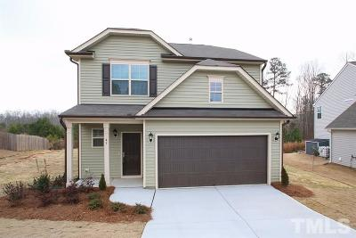 Johnston County Rental For Rent: 45 Standing Oaks Lane