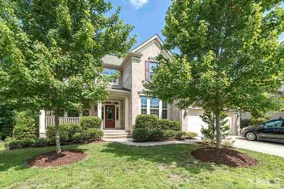 Durham County Single Family Home Contingent: 1804 Round Rock Boulevard
