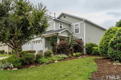 Raleigh Single Family Home Contingent: 10424 Neland Street
