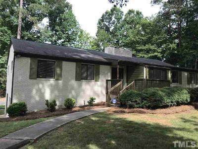 Wake County Commercial For Sale: 6320 Pleasant Pines Drive