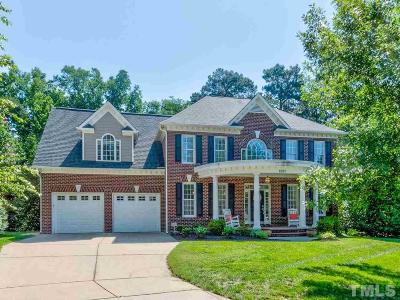 Wake Forest Single Family Home For Sale: 1361 Heritage Heights Lane